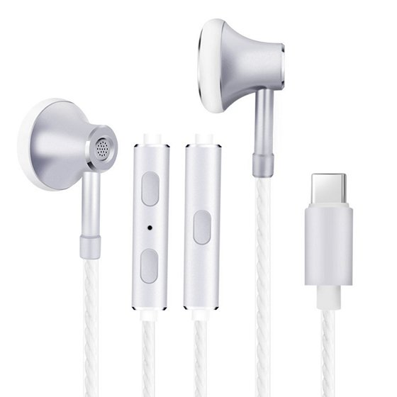Eamplest USB C Earphones