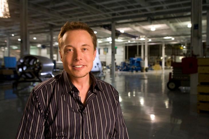 Elon Musk KK