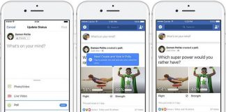 Facebook Introduces GIF Polls For All Users