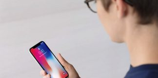 Faster Face ID iPhone X