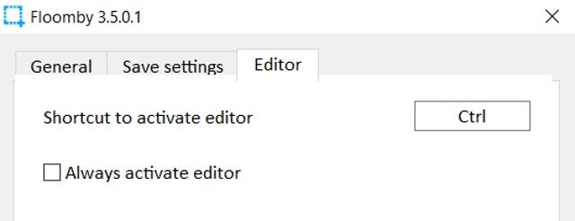 Floomby Editor
