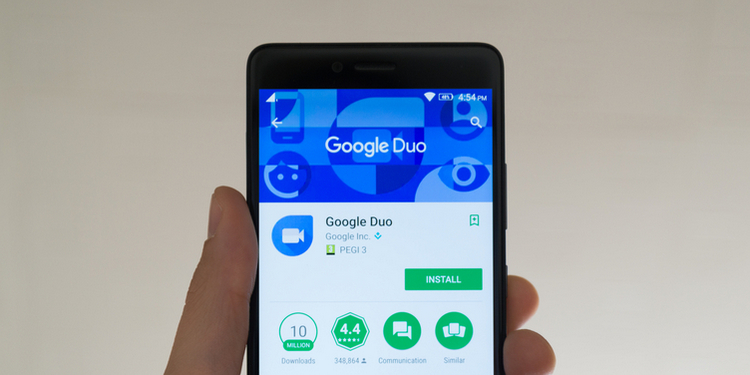 Google Duo Testing H 265 Codec for Improved Video Calls In