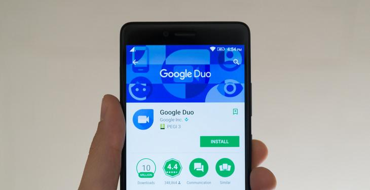 Google Duo Will Soon Let You Share Your Screen on Android