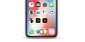 How to Add a Virtual Home Button to the iPhone X