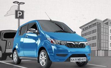 Mahindra Zoomcars
