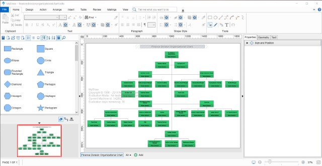 MyDraw - Visio Alternatives