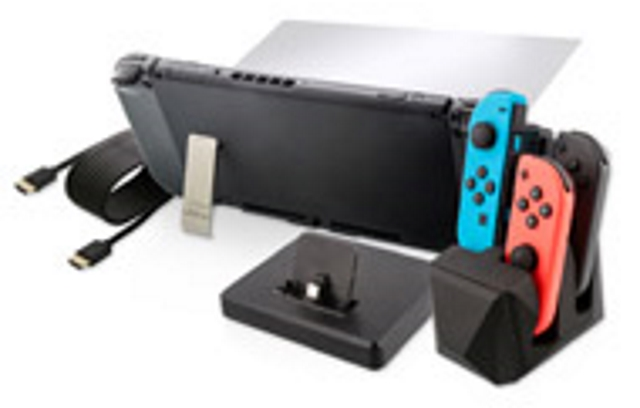Nintendo Switch Premium Upgrade Kit