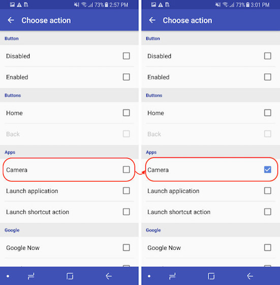 Remap The Bixby Button - Blocking Mode - Step 5a