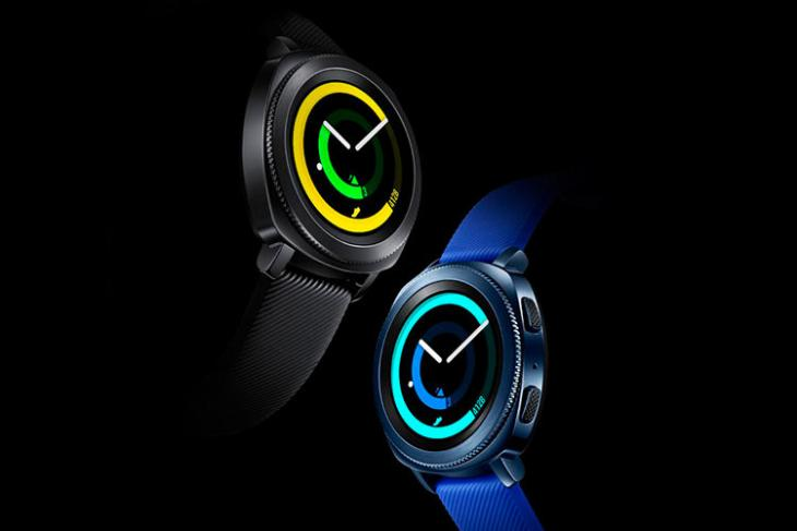 Samsung Gear Sport and Gear Fit 2 Pro India