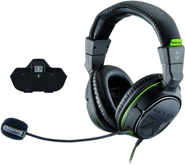 Turtle Beach - Ear Force XO Seven Pro Premium Gaming Headset