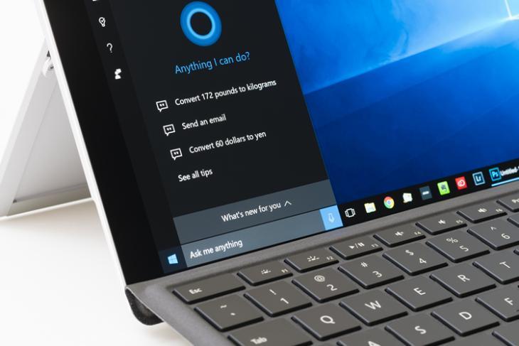 Windows 10 Tabs