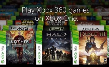 Xbox 360 Games Remaster for Xbox One Featured