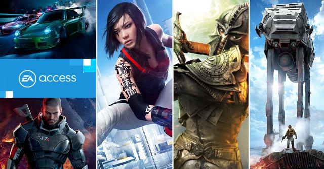 Xbox EA Access
