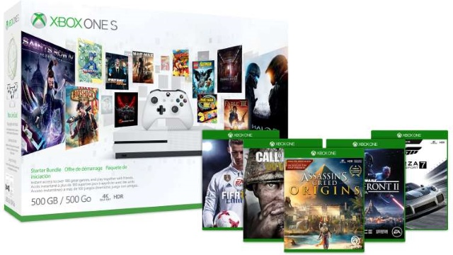 Xbox One S Black Friday Deals
