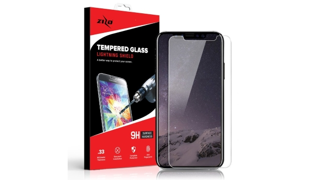 Zizo Tempered Glass Screen Protector for iPhone X