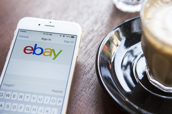 eBay Logo Shutterstock KK