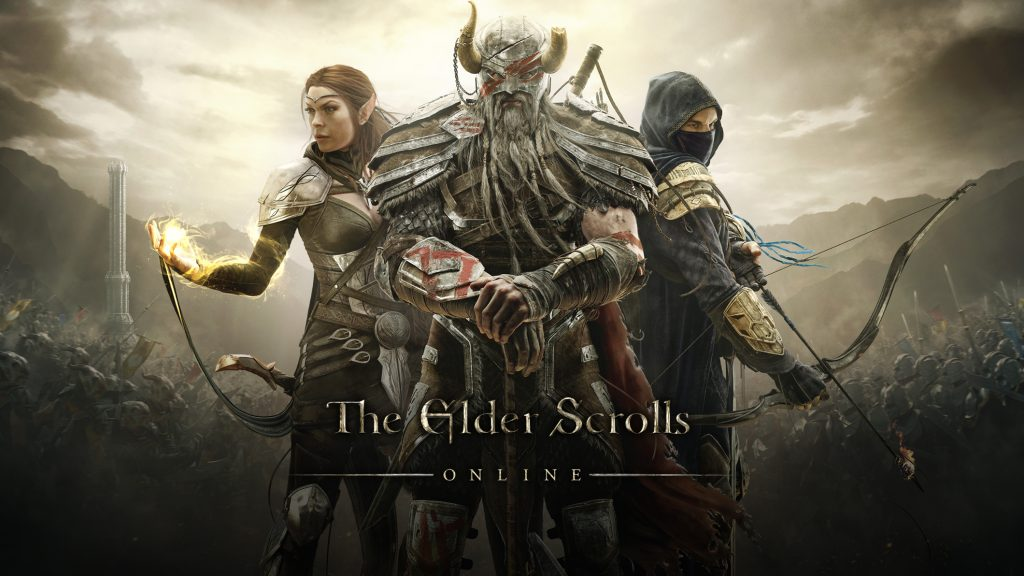 best mmorpgs the elder scrolls skyrim