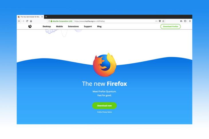 I Used Firefox Quantum and I'm Never Going Back to Chrome