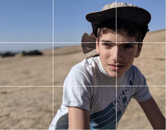 google portrait shots tips 2