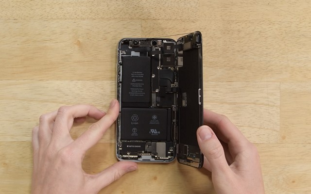 iPhone X Battery iFixit