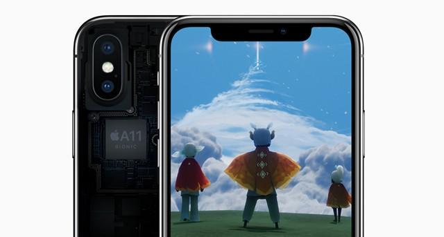 iPhone X Chip