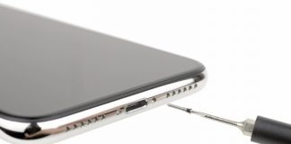 iPhone X iFixit Teardown