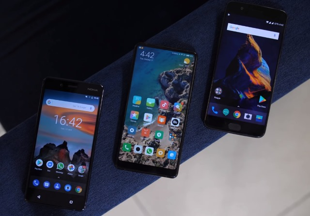 nokia 8 display