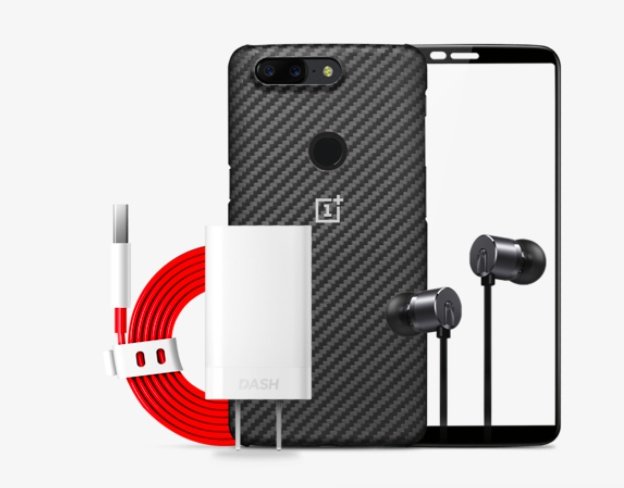oneplus 5T bundle