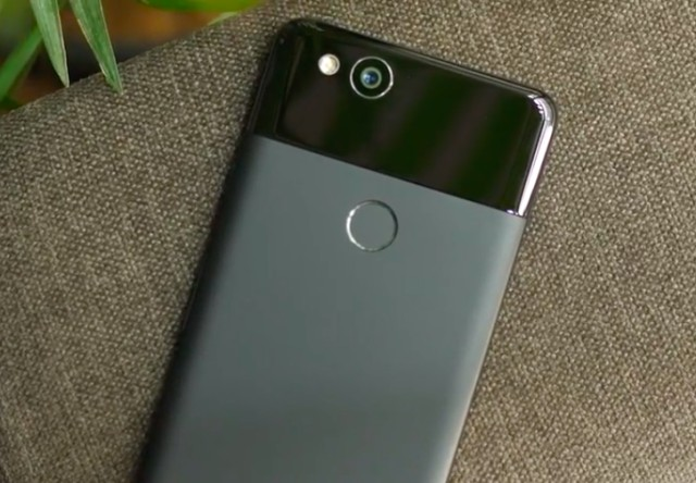 pixel 2 camera rear