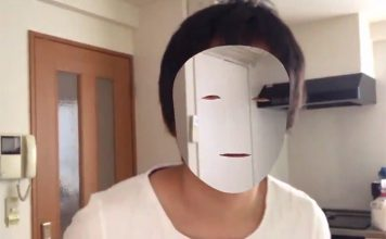 A Developer Used the iPhone X to Make His Face Invisible and Its Terrifyingly Awesome