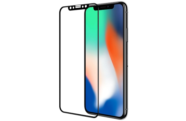ALLEASA 3D iPhone X Screen Protector