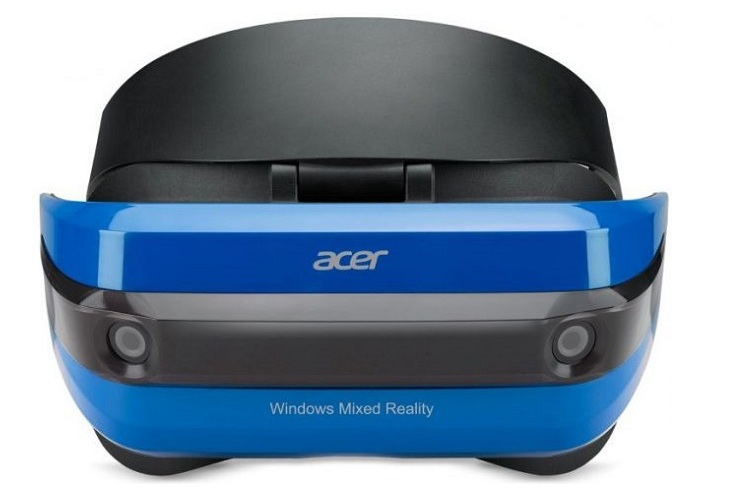 Acer Launches Windows Mixed Reality Headset in India Features, Pricing and Availability