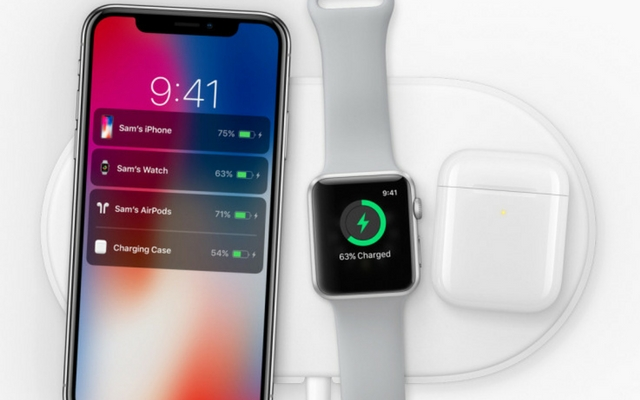 Wireless-charging Airpods, charging case rumoured for 2019