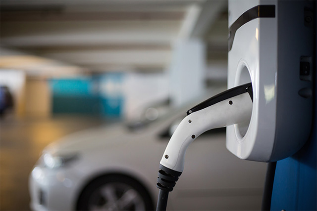 Electric Vehicle Charging stock