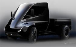 Elon Musk Promises to Make a Tesla Pickup Truck Right After the Model Y