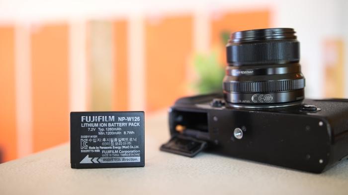 Fujifilm X-Pro2 Battery