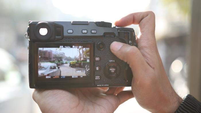 Fujifilm X-Pro2 Buttons