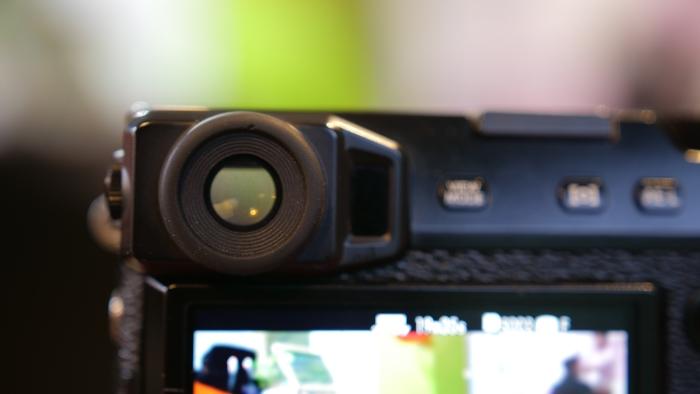 Fujifilm X-Pro2 Viewfinder