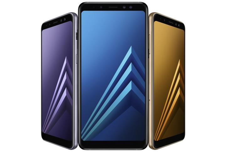 Galaxy A8, A8+ (2018) Prices and Availability Announced by Samsung