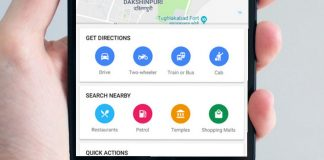 Google Maps' New Motorcycle Mode is a Blessing for Bikers