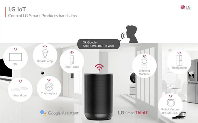 LG ThinQ IoT