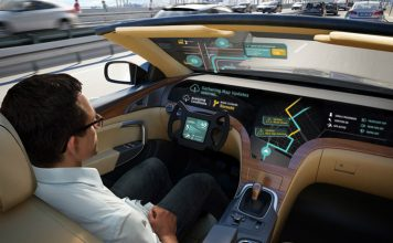 LG and HERE are Now Working Together on Autonomous Cars
