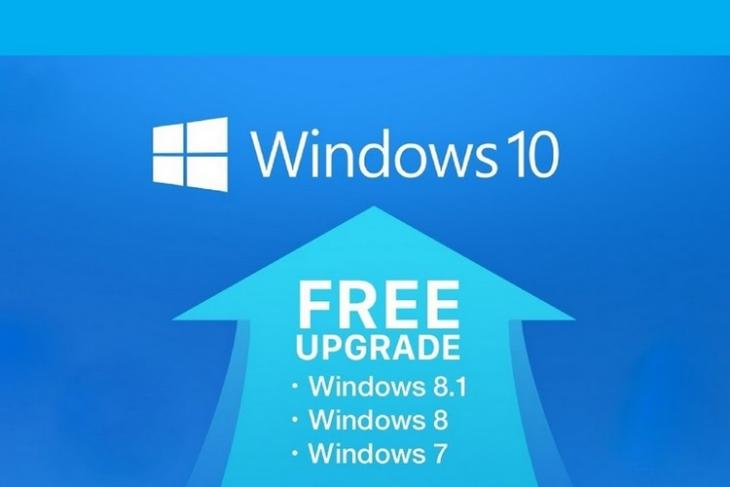 Microsoft's Free Windows 10 Upgrade Program Ends on December 31st