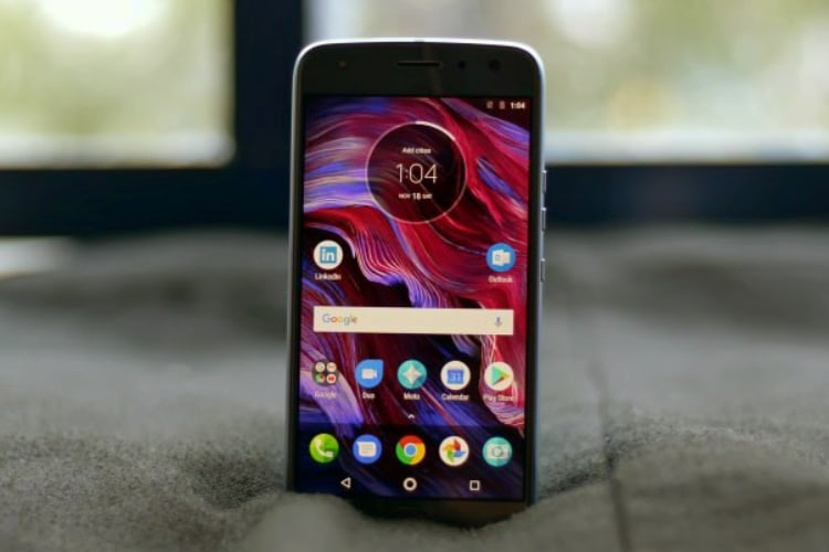 Moto X4 with 6GB RAM and Android Oreo Launched in India at ₹24,999