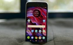 Moto X4 Receives Android Oreo Update in India