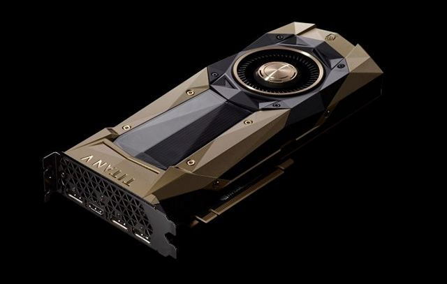 NVIDIA's $3,000 Titan V GPU Offers Up to 110 TFLOPs for AI-Related Algorithms