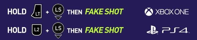 Rabona Fake
