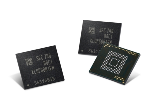Samsung 512 GB eUFS