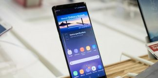 Samsung Secure Wi-Fi Galaxy Note 8