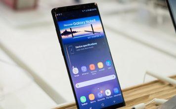 Samsung Secure Wi-Fi Galaxy Note 8